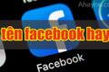Gợi ý 999+ cách đặt tên facebook hay bằng tiếng Hàn, tiếng nhật