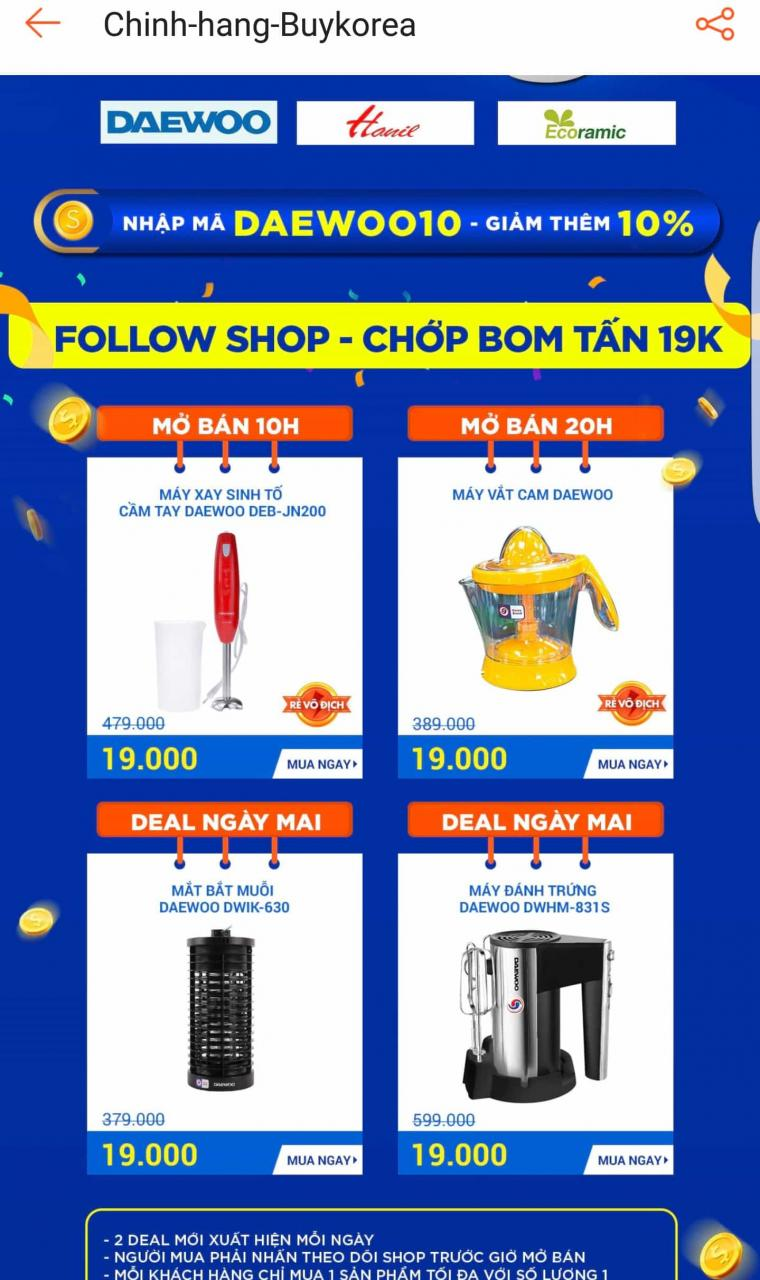 có nên mua hàng trên shopee - top 4 kinh nghiệm mua sắm online giá rẻ - khuyenmaiviet.vn