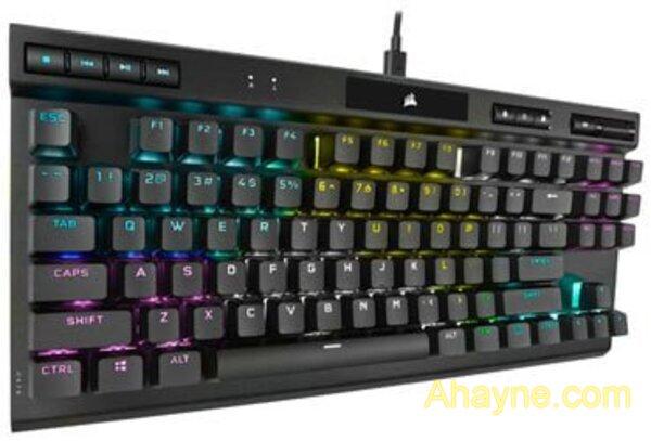 bàn phím chơi game corsair k70 rgb
