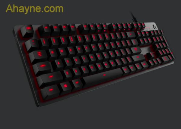 bàn phím máy tính giá rẻ logitech g413 carbon