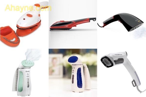 trên thị trường bây chừ có đa dạng mẫu mã dòng bàn ủi hơi nước tiện lợi