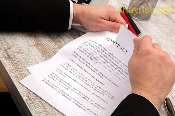 mẫu biên bản thanh lý hợp đồng mới nhất cập nhật 2021