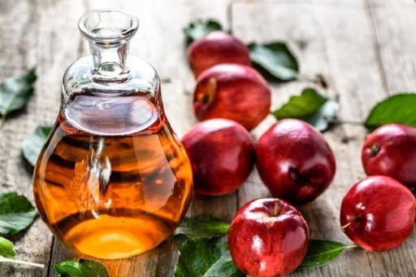 cách làm toner giấm táo trị mụn thần thánh như lời đồn - nguồn ảnh: internet
