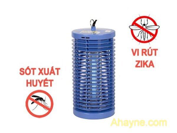 Đèn diệt côn trùng ds-d6 thích hợp với mọi gia đình đặc biệt là những gia đình có trẻ nhỏ