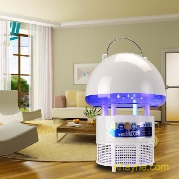 sử dụng đèn diệt muỗi có hiệu quả không? hướng dẫn cách sử dụng đèn bắt muỗi