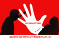 Cách viết đơn tố cáo Bạo hành gia đình chuẩn 2021