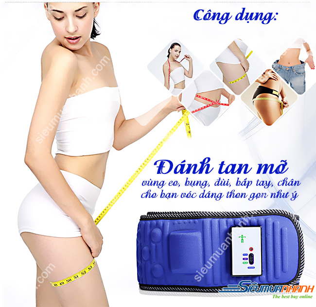 top 5+ máy massage | máy mát xa bụng nhật bản giảm cân hiệu quả tphcm