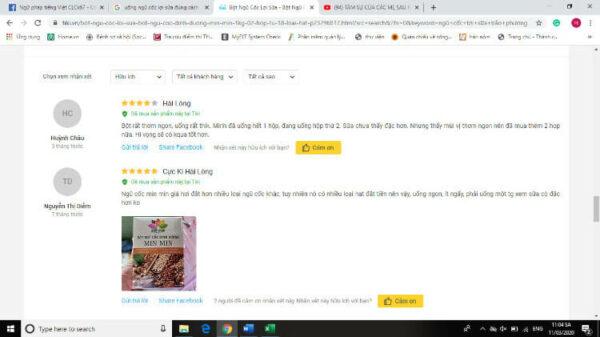 [review] 5+ ngŨ cỐc lỢi sỮa tốt nhất hiện nay 2021 [kèm: nơi bán]