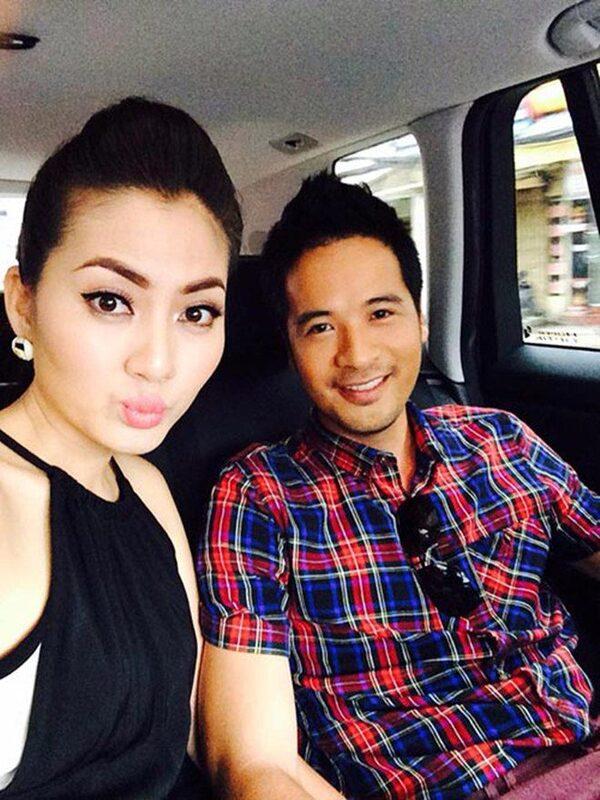 nữ diễn viên ngọc lan công khai hẹn hò thanh bình vào dịp tết năm 2016 - nguồn ảnh: internet