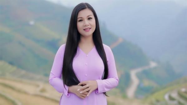 hình ảnh dương          đại dươngng loan- ca sĩ nổi tiếng Đồng tháp - nguồn ảnh: internet