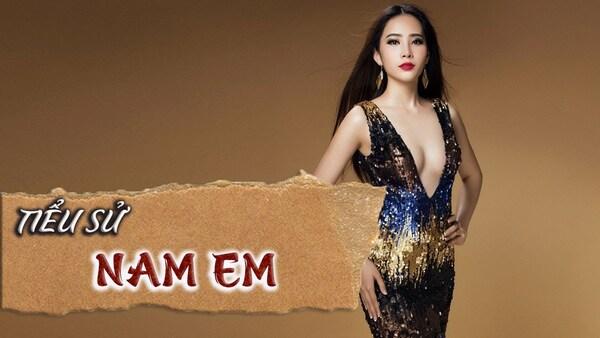 lý lịch người mẫu, hoa hậu nam kinh sợm – nguồn ảnh: internet