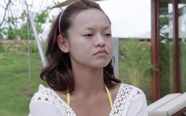 mai ngô tham dự asia's next top model nhưng chỉ lọt top 12 và the face việt nam - nguồn ảnh: internet