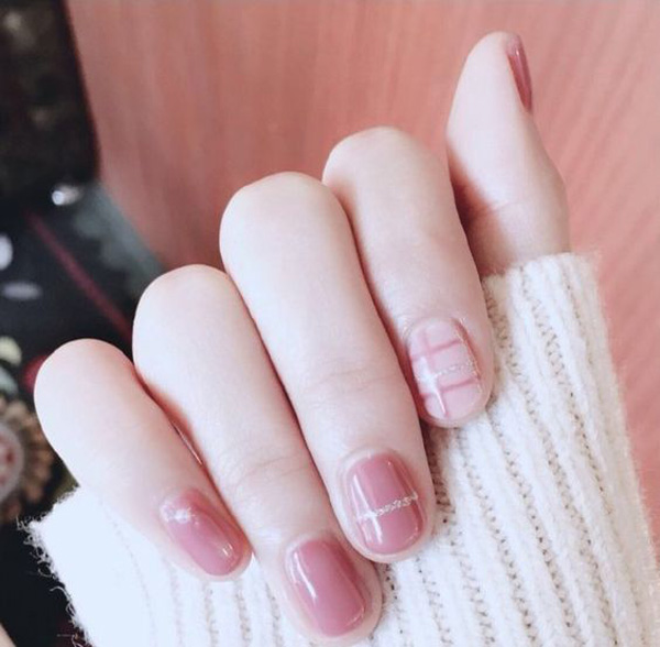 30 mẫu nail đơn giản cho học sinh, sinh viên dễ thương và cá tính