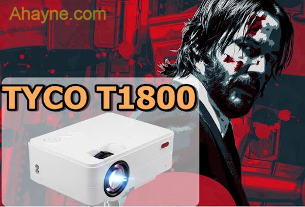 tyco t1800+ wifi còn được gọi là máy chiếu mini led