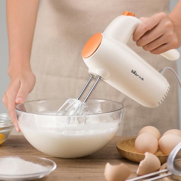 máy Đánh trứng cầm tay bear ddq-b01k1