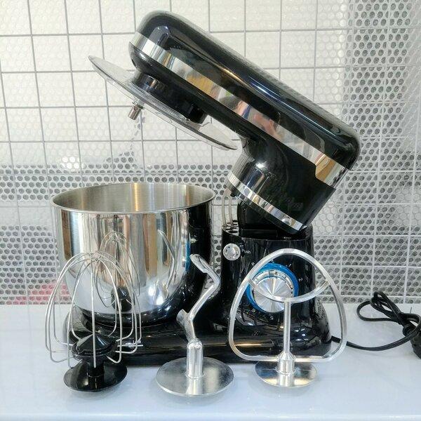 máy đánh trứng, trộn bột, đánh kem bm78-5lb 1500w