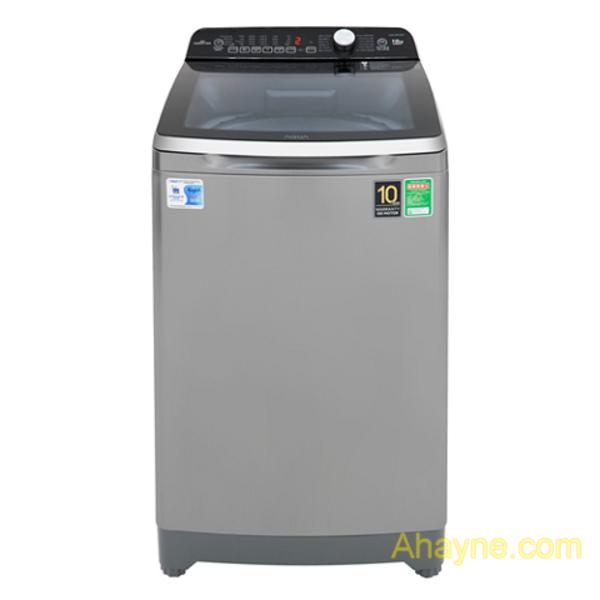 máy giặt aqua inverter 10 kg aqw-dr100et n