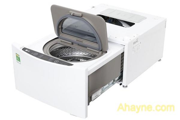 máy giặt mini inverter lg tg2402ntww 2kg