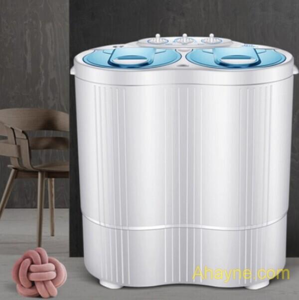 máy giặt mini 2 lồng tích hợp uv diệt khuẩn xpb45