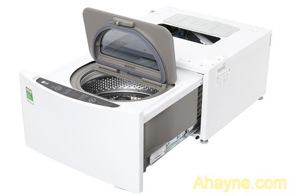 dòng máy giặt mini tốt trở thành lựa chọn được ưa chuộng của nhiều người độc thân hoặc gia đình          bé dại