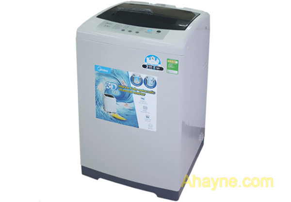 máy giặt cửa trên 3d cao cấp midea 7201