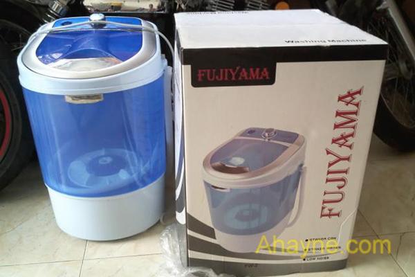 máy giặt mini fujiyama