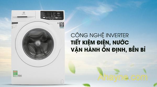 máy giặt mini hoảng hồnlectrolux kinhwf7525dqwa