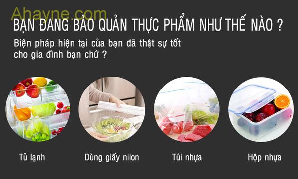phương pháp bảo quản thực phẩm truyền thống