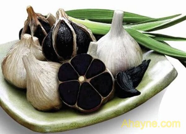 tỏi đen có nhiều công dụng rất tốt cho sức khỏe