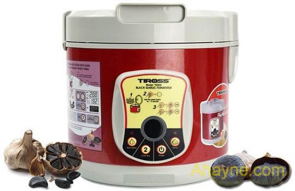 máy làm tỏi đen tiross ts906 là item bán chạy nhất