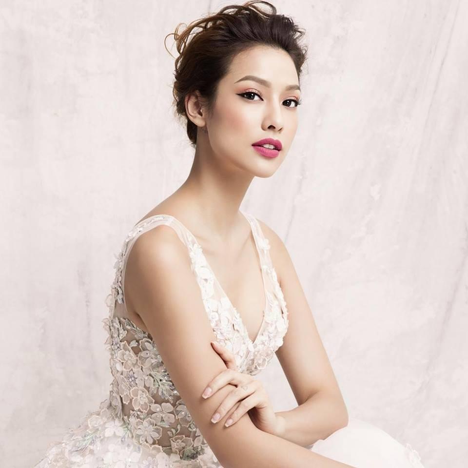người mẫu lilly nguyễn - người mẫu xinh đẹp của the face việt - nguồn ảnh: internet