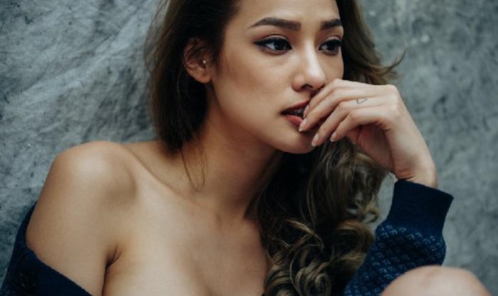 người mẫu lilly nguyễn - người mẫu          dễ thương của the face việt - nguồn ảnh: internet
