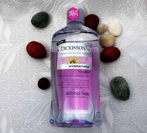 [review] 23 sản phẩm nước hoa hồng cho da khô đáng mua nhất 2021