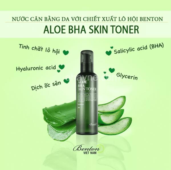 [review] aloe bha skin toner có hiệu quả như lời đồn?