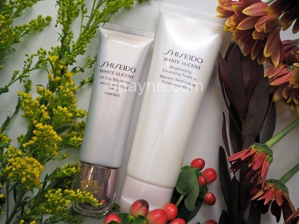 [review] bộ kem dưỡng trắng da shiseido