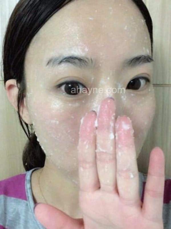 [review] mặt nạ tẩy da chết innisfree green barley gommage peeling mask 120ml ( mẫu mới 2019 )
