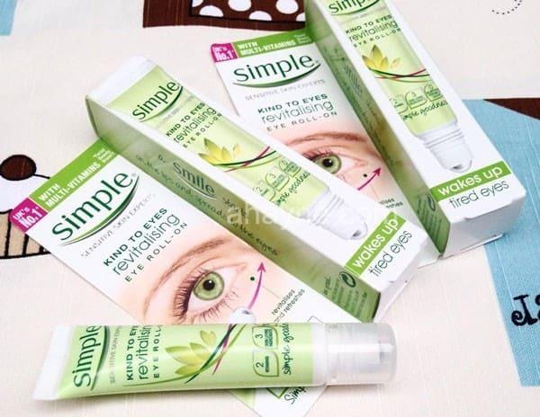 [review] note ngay top 12 kem trị thâm mắt hiệu quả nhất hiện nay