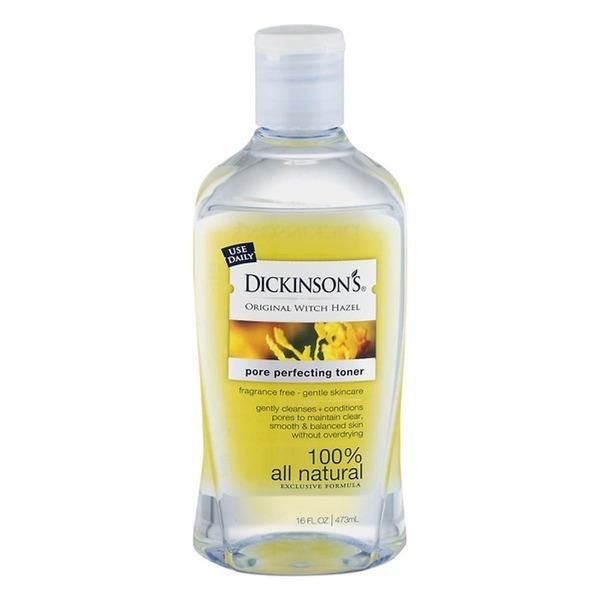 [review] sản phẩm toner dickinson's pore perfecting mà chị hoảng sợm nào cũng nên thử qua - nguồn ảnh: internet