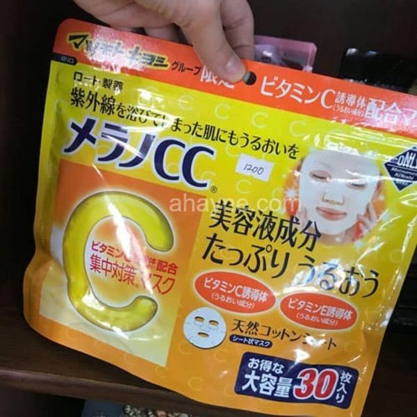 [review] top 10 mặt nạ giấy tốt giúp da hồng hào sáng mịn