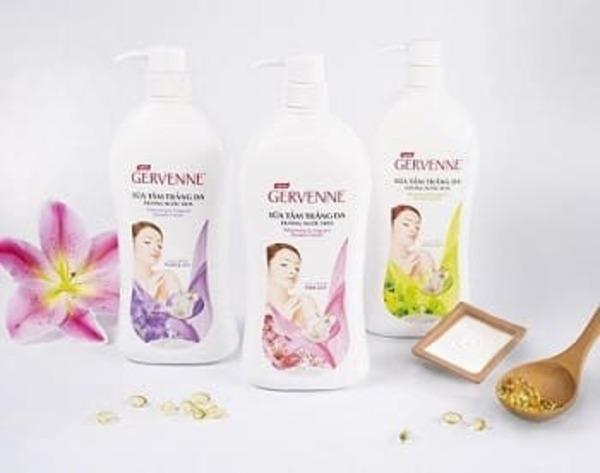 [review] top 9 sữa tắm trắng da mà các nàng nên thử qua một lần - nguồn ảnh: internet
