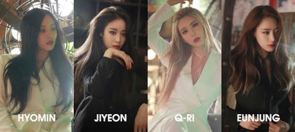 họ cũng được xem là nhóm nhạc nữ k-pop nổi tiếng nhất tại trung quốc - nguồn ảnh: internet