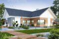Thiết kế nhà cấp 4 đẹp 2021 chi phí dưới 500 triệu