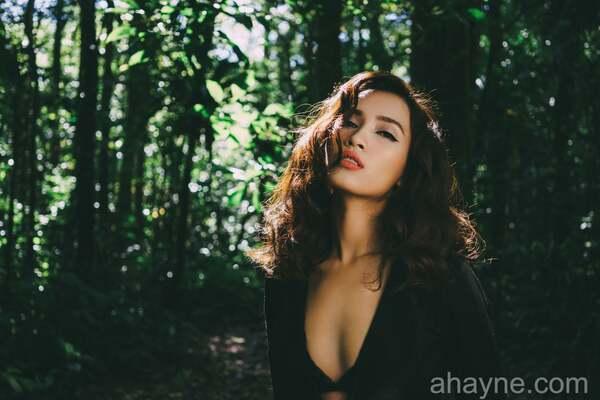 tiểu sử Ái phương - nữ ca sĩ, người mẫu đầy          anh tài