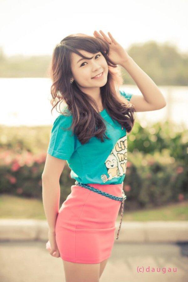 hot girl sam là một trong những hot girl thuộc thế hệ đầu 9x được          nổi tiếng - nguồn ảnh: internet