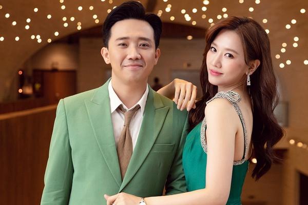 tiểu sử hari won - hậu phi trấn thành - nguồn ảnh: internet