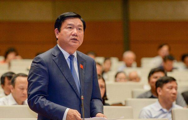 ông Đinh la thăng bị kỷ luật, cho thôi giữ chức Ủy viên bộ chính trị khoá xii - nguồn ảnh: internet