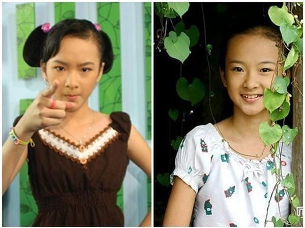"""Phương Trinh đến gần với khán giả hơn với vai diễn """"người mẹ nhí"""" khi tuổi còn đôi mươi - nguồn ảnh: internet"""