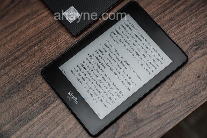 máy đọc sách kindle oasis 3 – bản mỹ – hàng nhập khẩu