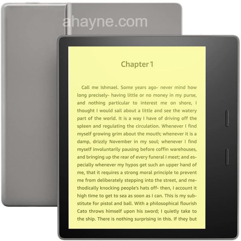 máy đọc sách kindle oasis bản 8gb – hàng nhập khẩu