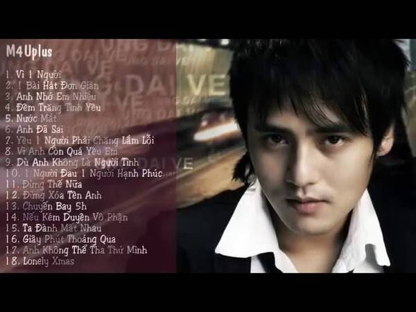 nam ca sĩ Ưng Đại vệ bắt đầu đi hát từ những ngày tháng còn học trung học - nguồn ảnh: internet